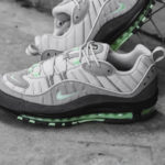 Nike Air Max 98 Fresh Mint Vast Grey Atmosphere Grey