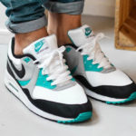 Nike Air Max Light OG 'Teal' White Black Wolf Grey