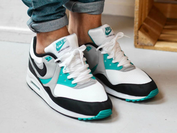 Nike Air Max Light OG Teal Retro 2019 (couv)