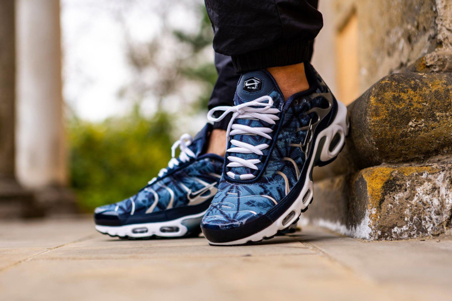 Nike Air Max Plus OG 'Blue Shadow' Palm Trees Pack 2019 (2)