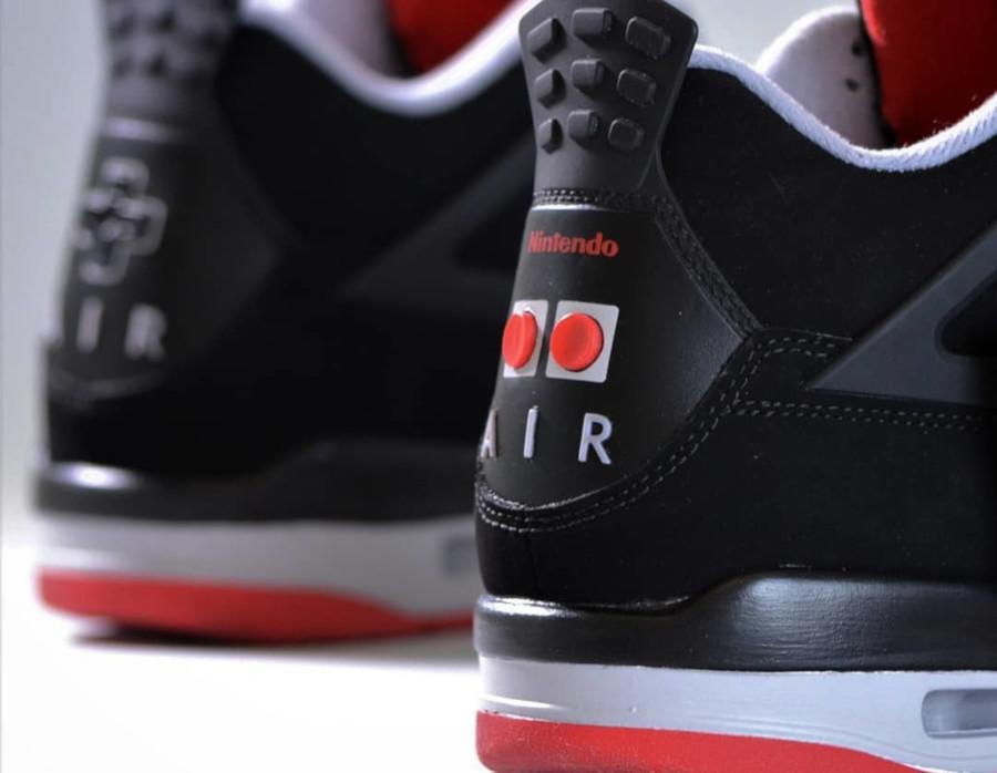 Nike Air 'Nes' Jordan 4 'Super Mario Bros & Duck Hunt' (3)