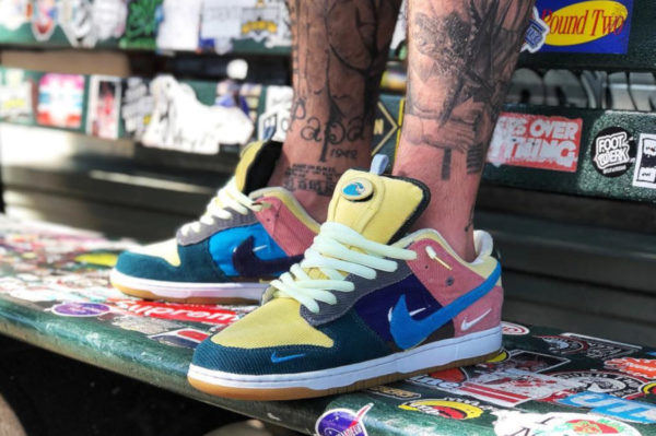 Nike Dunk Low Pro SB Sean Wotherspoon