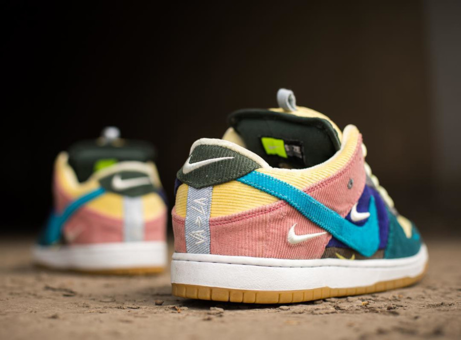 Nike Dunk Low SB Hats Off To Sean (0-1)