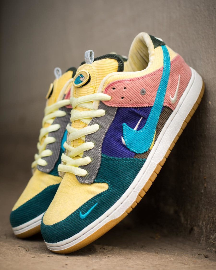 Nike Dunk Low SB Hats Off To Sean (1)