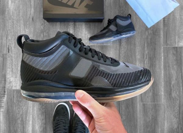 Nike Lebron X JE Icon John Elliott Black Gum (couv)