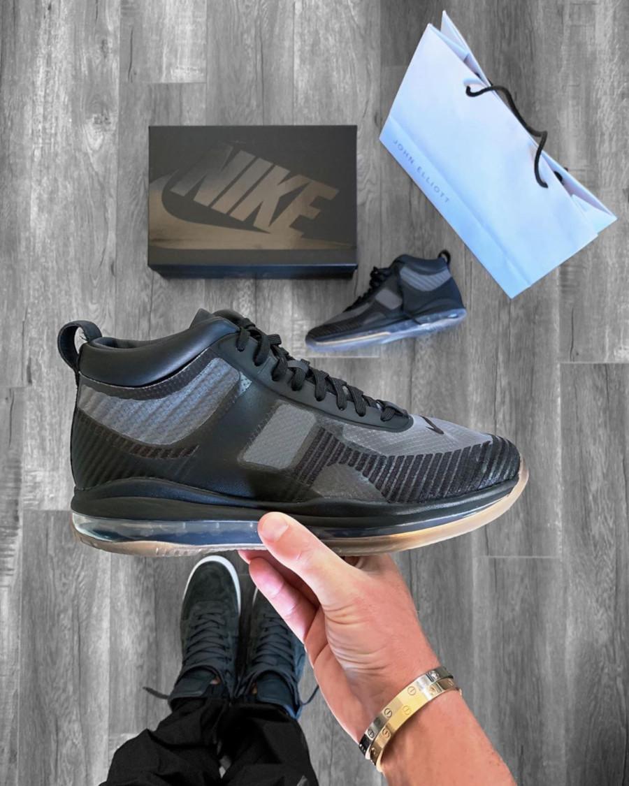 Nike Lebron X JE Icon John Elliott Black Gum
