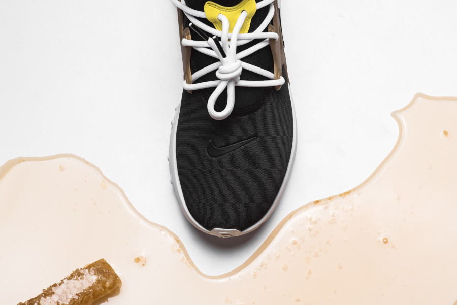 Nike React Presto Black Yellow Streak (6)