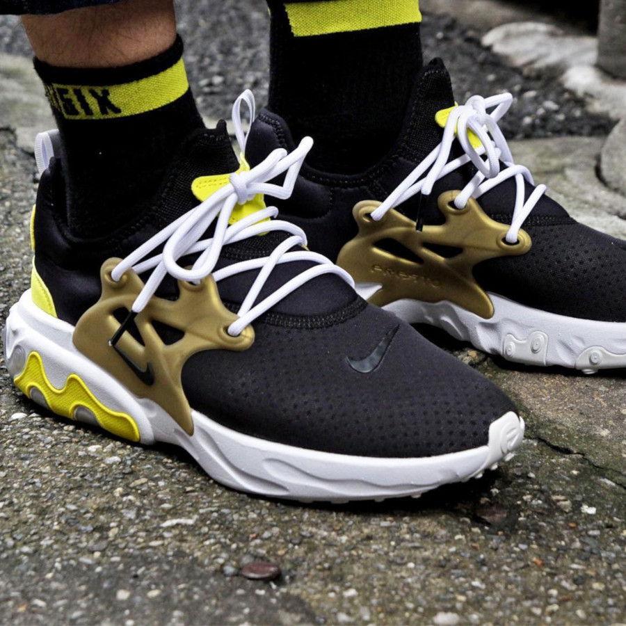 Nike React Presto Brutal Honey AV2605-001 (2)