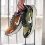 Nike Vapor Street PEG Plum Dust & Cargo Khaki