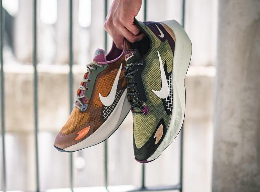 Nike React Vapor Street PEG SP Plum & Khaki (1)