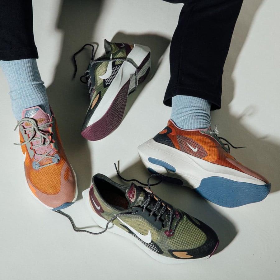 Nike React Vapor Street PEG SP Plum & Khaki (2)