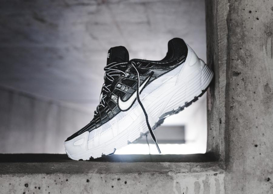Nike W P-6000 blanche et noire (1)