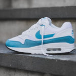 Nike Wmns Air Max 1 'Atomic Teal' LT Blue Fury White Black