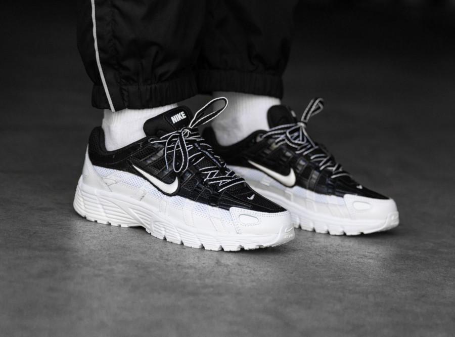 Nike Wmns P6000 CNPT 'Oreo' Black White (1)