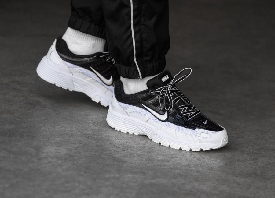 Nike Wmns P6000 CNPT 'Oreo' Black White (2)