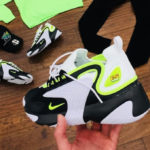 Nike Zoom 2K Black White Volt