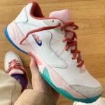 NikeCourt Lite 2 Premium 'Multicolor' White Pink Foam