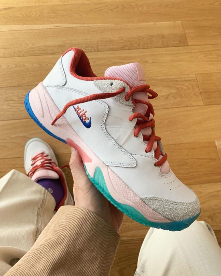 NikeCourt Lite 2 PRM Pink Foam Roland Garros