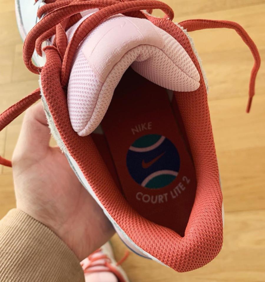 NikeCourt Lite 2 Premium 'Multicolor' White Pink Foam (1)