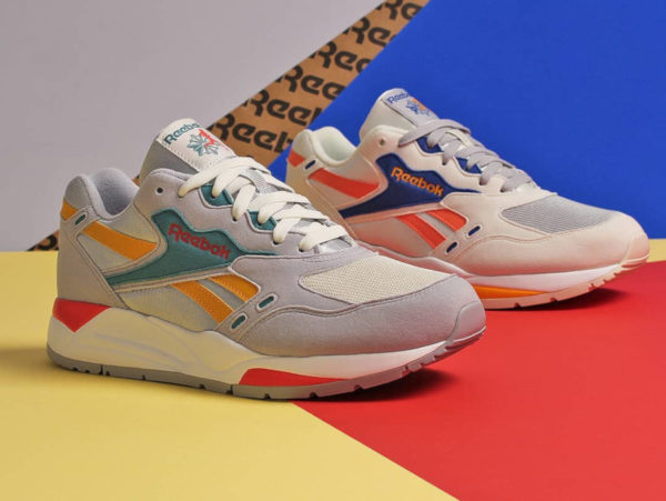 Reebok Bolton Essential 2019 Grey Multicolor