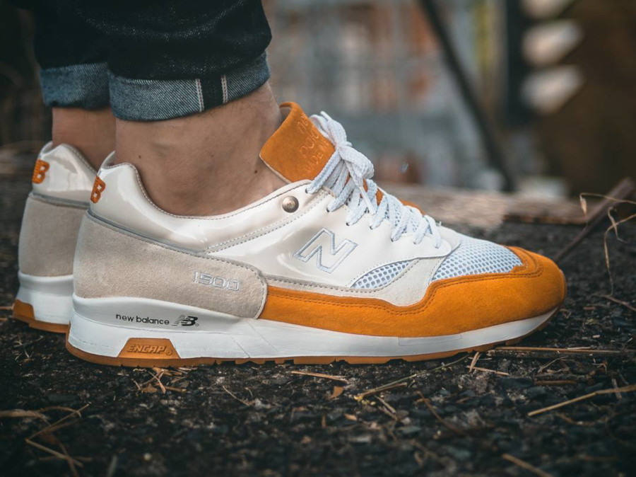 2007 - Solebox x New Balance M1500BOR Toothpaste Orange - @tomshepherd