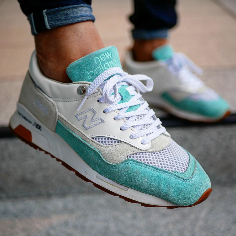 2007 - Solebox x New Balance M1500WTU Toothpaste (Mint) - @_clausie
