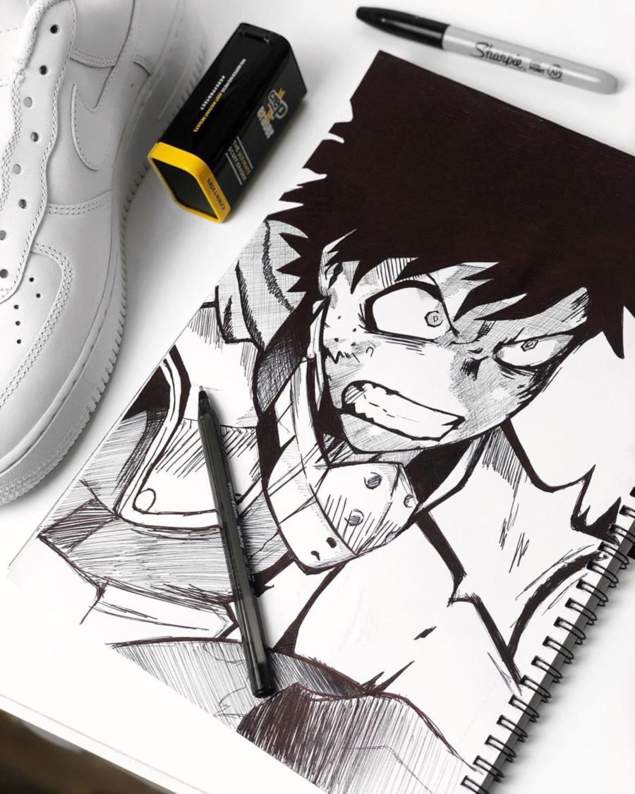 AF1 My Hero Academia (1)