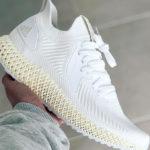 Adidas Alphaedge 4D 2.0 Ftwr White Pearl Grey