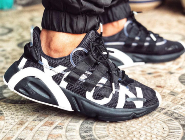 Adidas Lxcon 'Talk The Type' White & Black