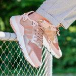 Adidas Nite Jogger W 'Rose Gold Met. Vapour Pink'