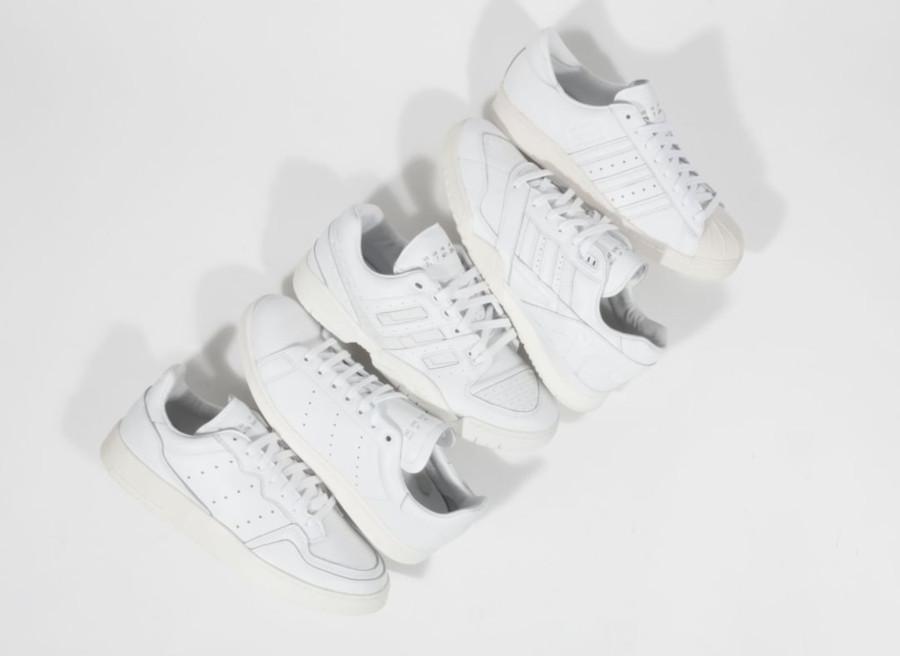 Faut il acheter les Adidas Originals blanche Home of Classics ?