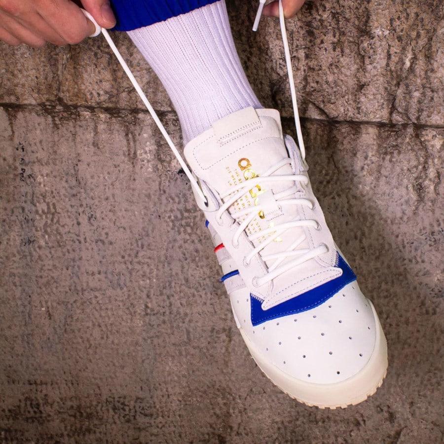 Adidas Rivalry Restomod Low Raw Cloud Crystal White (6)