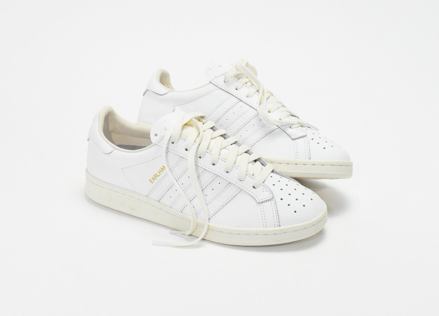 Adidas Spezial SPZL Earlham Triple White