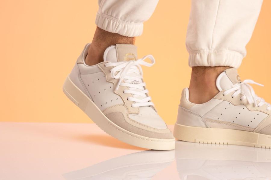Faut il acheter la Adidas Supercourt White Home of Classics