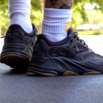 Kanye West x Adidas Yeezy 700 Wave Runner Utility Black
