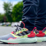 Adidas ZX 4000 4D Grey Three Hi-Res Yellow