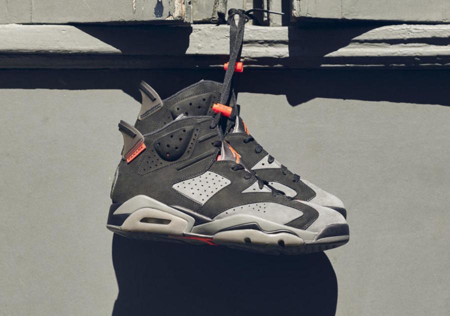 Air Jordan 6 Ici c'est Paris (2)