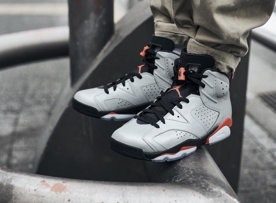 Air Jordan 6 Retro Reflective Infrared (3)