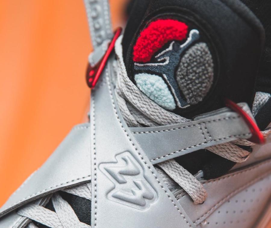 Air Jordan 8 Reflective Bugs Bunny (3)