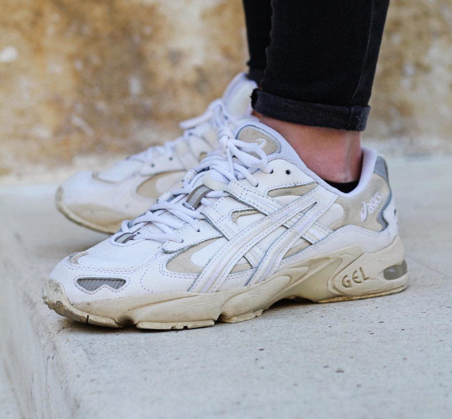 Asics Gel Kayano 5 Marble - @willsneaks
