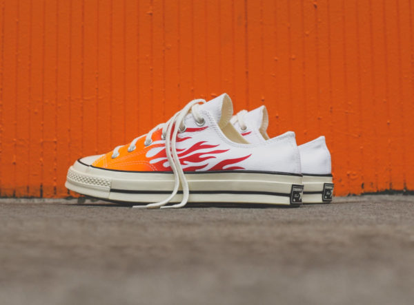 Converse Chuck 70 Ox Archive Print Flame 165029C
