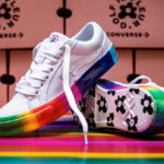 Tyler The Creator x Golf Le Fleur x Converse One Star Rainbow
