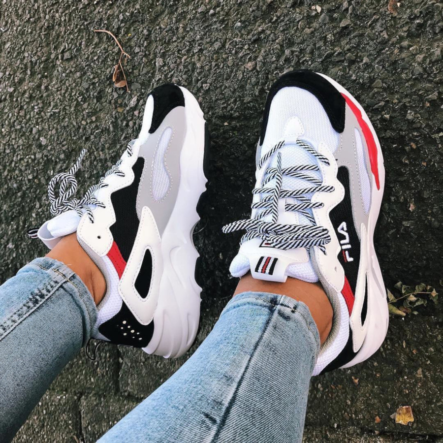 Fila Ray Tracer - @wearlineco
