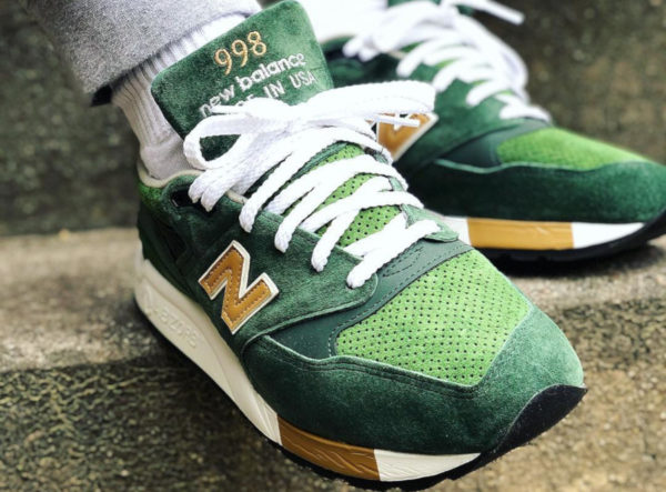 J Crews x New Balance M998 Greenbacks - @dregoppy (couv)