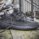 Kanye West x Adidas Yeezy 350 V2 'Pirate Black 2.0'