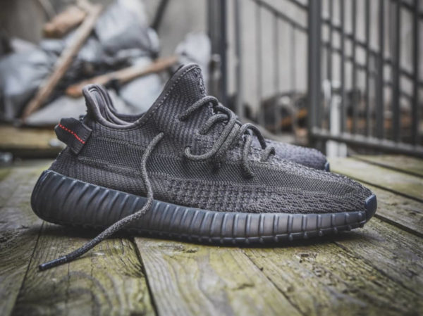 Kanye West x Adidas Yeezy 350 V2 'Pirate Black 2.0' (1)