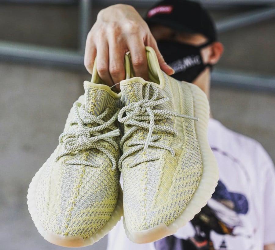 Kanye West x Adidas Yeezy Boost 350 V2 Antlia (Non Reflective) (2)