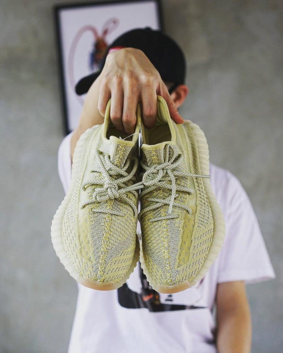 Kanye West x Adidas Yeezy Boost 350 V2 Antlia (Non Reflective) (3)