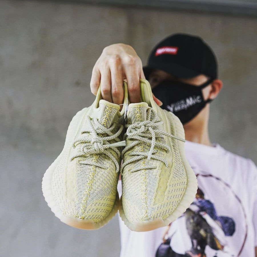 Kanye West x Adidas Yeezy Boost 350 V2 Antlia (Non Reflective) (4)