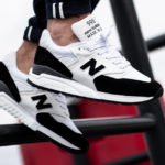New Balance M 998 PSC Black White (made in USA)